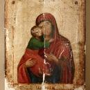 Володимирська Богородиця (після реставрації)