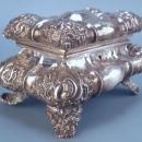 Скринька для зберігання плоду етрог на свято Суккот