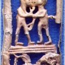 Обкладка піхов меча